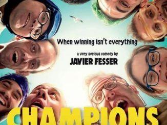 Campeones, Película Que se Estrena el 6 de Abril