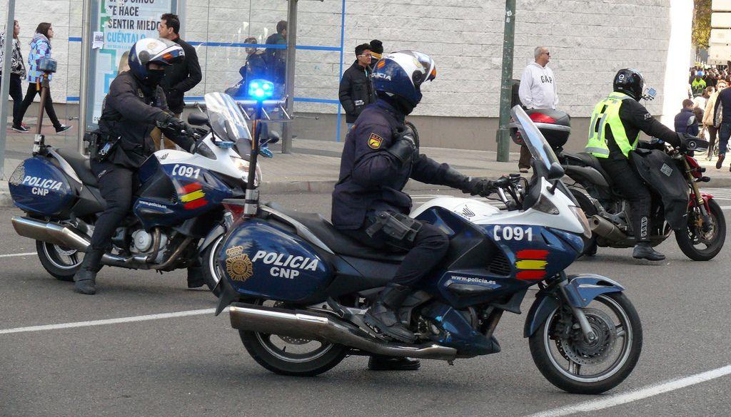 Requisitos trabajar policia nacional