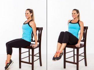 4 ejercicios para fortalecer abdominales en tu propia casa u oficina