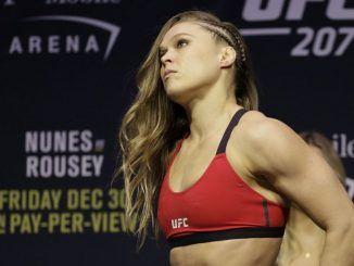 Ronda Rousey UFC - WWE
