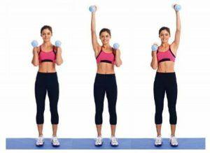 ejercicios de brazos