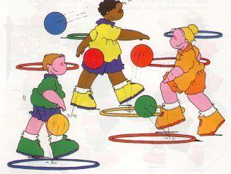 3 juegos para EDUCACIÓN FÍSICA en primaria