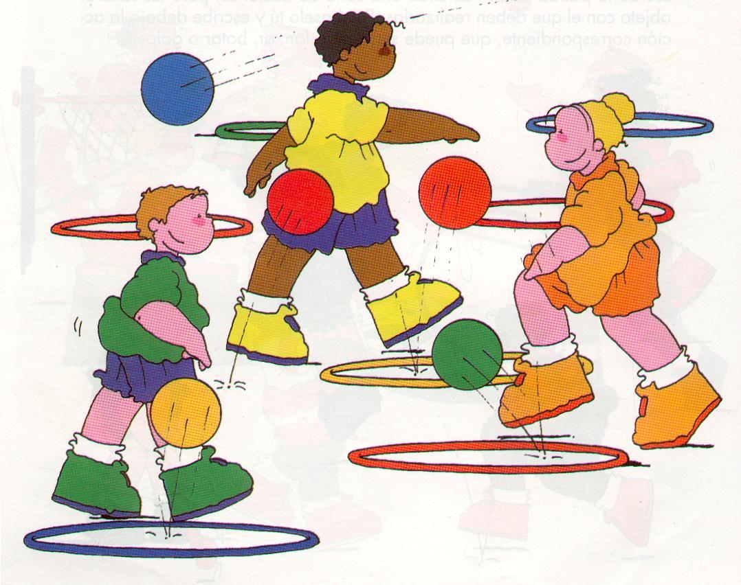 3 Juegos Para Educacion Fisica En Primaria Educacion Fisica
