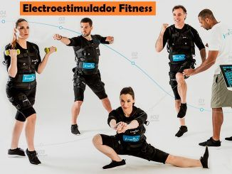 Electroestimulador Muscular Fitness