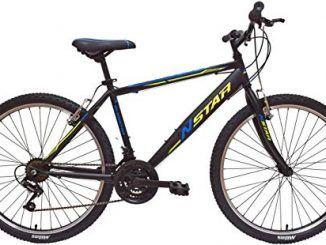 """New Star 80ar002 Bicicleta Btt 26"""" Para Hombre"""