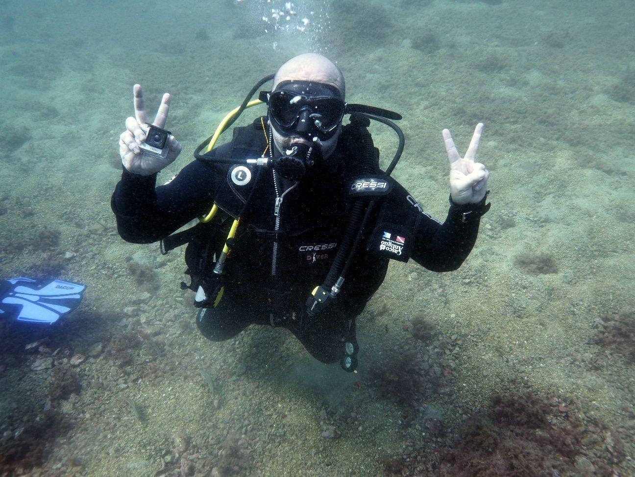 Practicas De Mar Del Curso Open Water