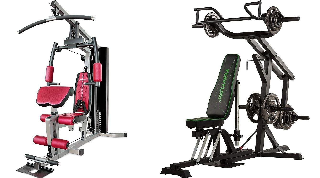 maquinas multi estacion musculacion