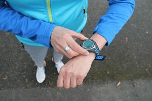 que reloj usar para entrenar