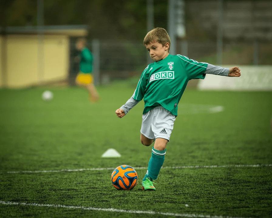 Academia de fútbol para niños