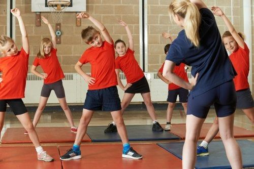 educación física 1